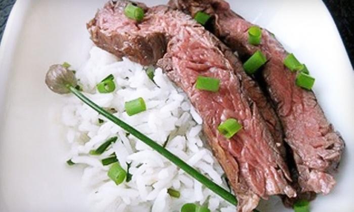 Todaysmenu - Woodbine Corridor: $20 for $40 Worth of Prepared Meals at Todaysmenu