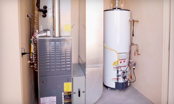 Great Lakes Plumbing - Kalamazoo: $64 for Furnace or Air-Conditioner Maintenance and Tune-Up from Great Lakes Plumbing ($129 Value)