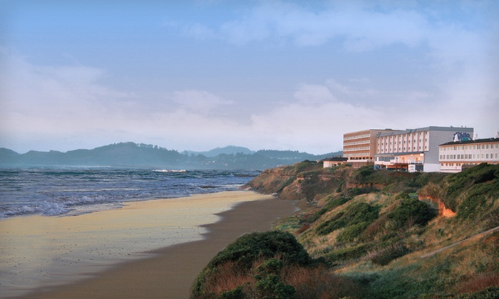 Shilo Inns Suites Hotels - Southwest Corvallis: One- or Two-Night Stay for Two in an Oceanfront Room with Dining Credit at Shilo Inns Suites Hotels in Oregon