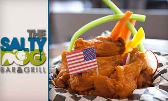 The Orange Dog Bar & Grill - Garfield: $10 for $20 Worth of Wings, Drinks, and More at The Orange Dog Bar & Grill in Huntington Beach