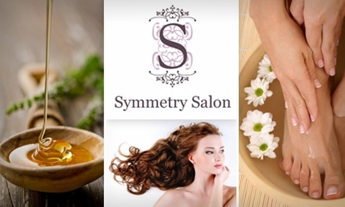 Symmetry Salon - Tower Homes: $40 for $100 Worth of Any Salon Services at Symmetry Salon