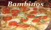Bambinos Pizza and Deli - Junction City: $10 for $20 Worth of Pizza and Other Casual Fare at Bambinos Pizza and Deli