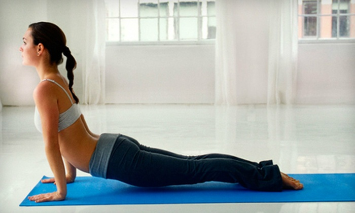 Kneading Serenity - Knollwood: 5 or 10 Yoga, Pilates, or Kettlebell Classes at Kneading Serenity (Up to 55% Off)