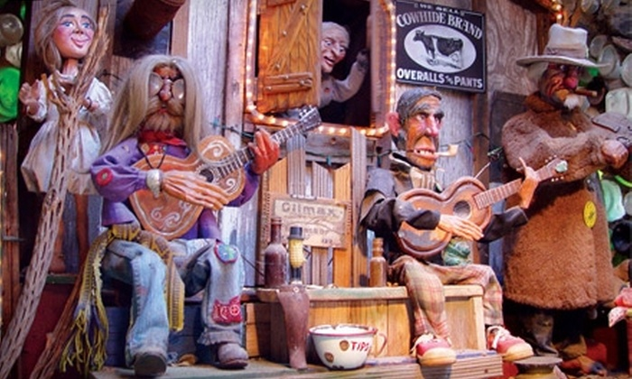 Tinkertown Museum - Bernalillo East: $7 for an Individual Adult Season Membership to Tinkertown Museum in Sandia Park ($15 Value)