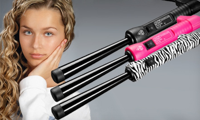 Clamp-Free Curling Wand: $44 for a NuMe Clamp-Free Curling Wand with Heat Resistant Glove ($225 Value). Three Colors Available.
