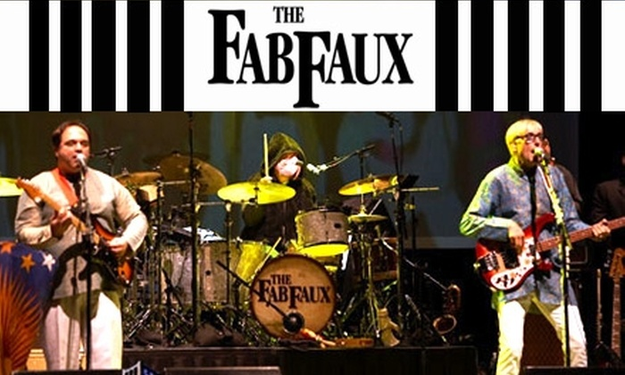 The Fab Faux - Foggy Bottom - GWU - West End: $29 Ticket to The Fab Faux on May 22 at 8 p.m. ($79 Value)