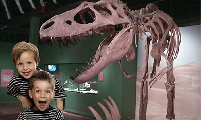 South Carolina State Museum - Columbia: $35 for a One-Year Family Membership ($70 Value) or $17 for a One-Year Individual Membership ($35 Value) at the South Carolina State Museum