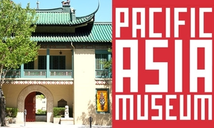 Pacific Asia Museum - West Central: $4 Admission to Pacific Asia Museum ($9 Value)