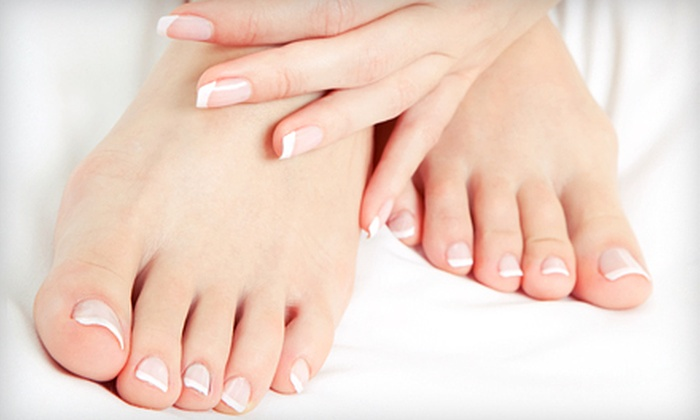 Samar Spa - Upper East Side: Regular Mani-Pedi or Regular Manicure and Spa Pedicure at Samar Spa (Up to 63% Off)