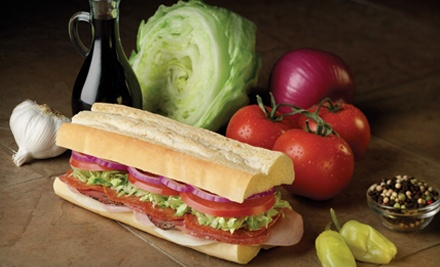 $10 Groupon to Port of Subs - Port of Subs in