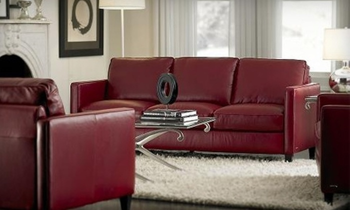 Town & Country Leather - North Shoal Creek: $50 for $200 Worth of Furniture and Accessories at Town & Country Leather
