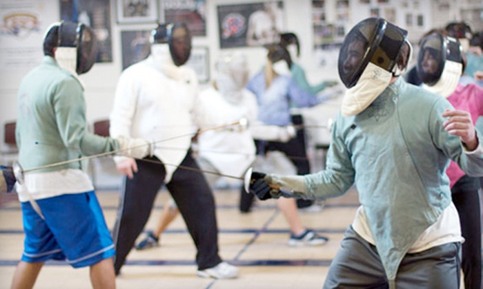 Royal Arts Fencing Academy - East Broad: Four, Eight, or 12 Fencing Lessons or Winter Fencing Camp at Royal Arts Fencing Academy (Up to 65% Off)