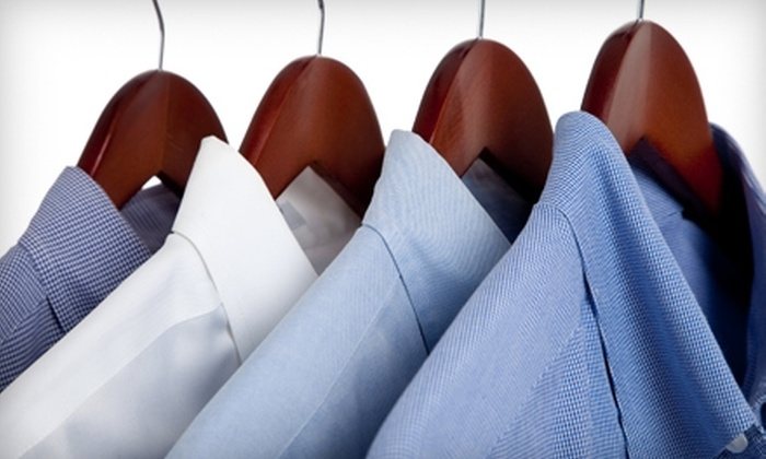 Highpoint Dry Cleaners - West Arlington: $15 for $30 Worth of Dry-Cleaning Pick-Up and Delivery from Highpoint Dry Cleaners