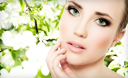 1 Vitamin Peel and LED Treatment (a $125 value) - Renew Skin Spa in Woodstock