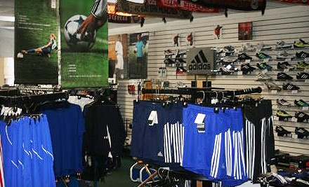 $40 Groupon to Soccer Plus - Soccer Plus in Columbia