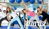 Jazzercise (Pre-5/14/12) - Multiple Locations: $39 for Two Months of Unlimited Classes at Jazzercise ($166 Value)