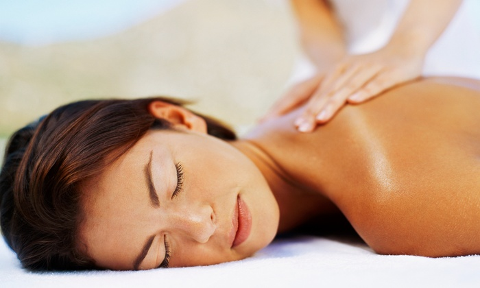 J.Nicolle Salon & Spa - Downtown New Albany: One or Three Massages, Massage with Facial, or Couples Massage  at J.Nicolle Salon & Spa (Up to 58% Off)