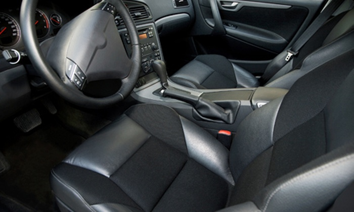 Wax Man Industries - Spring Valley: Complete Interior and Exterior Detail for Cars, SUVs, and Oversize Autos at Wax Man Industries in Spring Valley (Up to 60% Off)