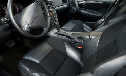 Complete Interior and Exterior Detail for a Car (a $220 value) - Wax Man Industries in Spring Valley
