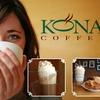 Half Off at Kona Coffee