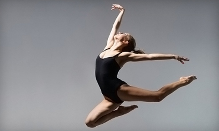 Ballet Nevada - Reno: $36 for 12 Dance and Fitness Classes at Ballet Nevada ($72 Value)