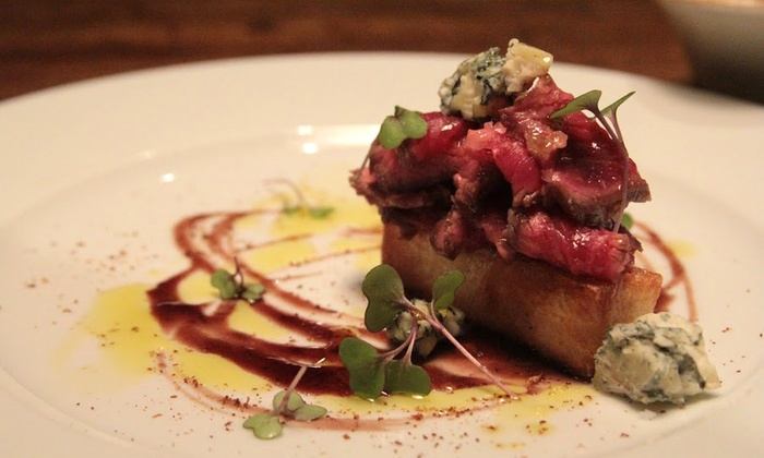 Pintxo - Pintxo: $70 for a Four-Course Spanish-Inspired Tasting Menu for Two at Pintxo ($70 Value)