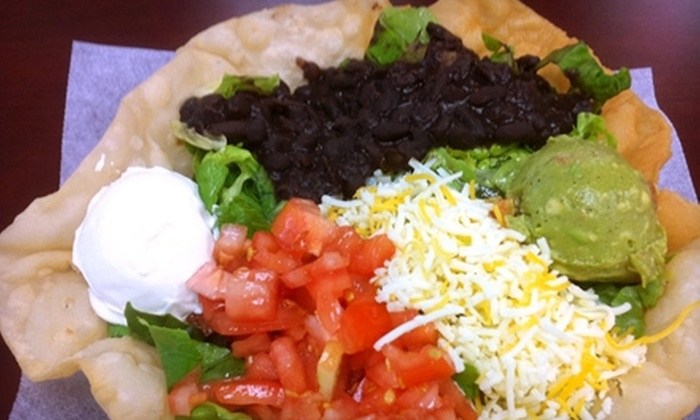 Sierra Grille - Multiple Locations: $7 for $15 Worth of Southwestern Cuisine at Sierra Grille