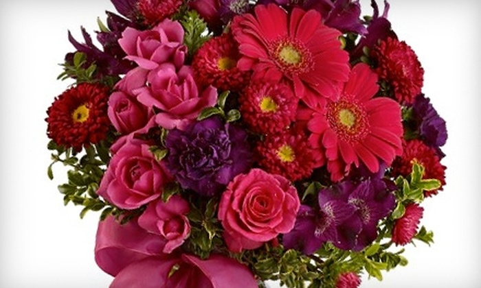 Flowers Gone Wild - Tampa: $25 for $50 Worth of Floral Arrangements at Flowers Gone Wild