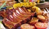Half Off Barbecue from Texas West Bar-B-Que