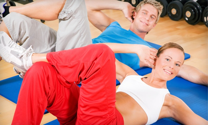 The Balanced Body Fitness Studio - Portland, ME: $37 for 10 Fitness Classes at The Balanced Body Fitness Studio in Falmouth ($75 Value)