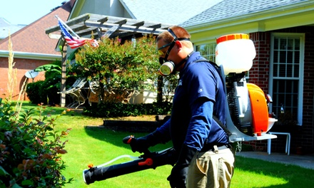 $49 for $159 Worth of Mosquito Control Treatment at Inspect-All Services