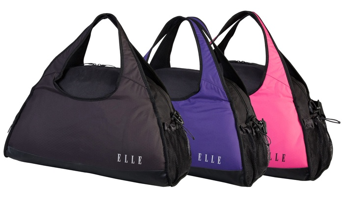 Elle Duffle Bag Groupon Goods