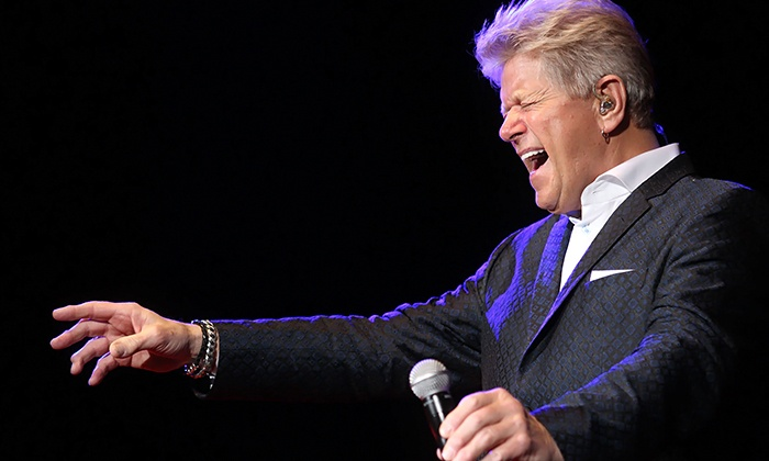 Peter Cetera - Crown Theatre: Peter Cetera on Thursday, January 21 at 7:30 p.m.