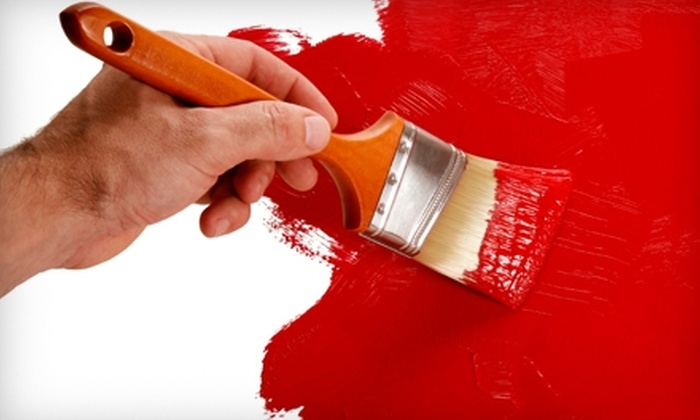 Five Star Painting - Durham: $79 for a One-Room Painting Service from Five Star Painting (Up to $210 Value)