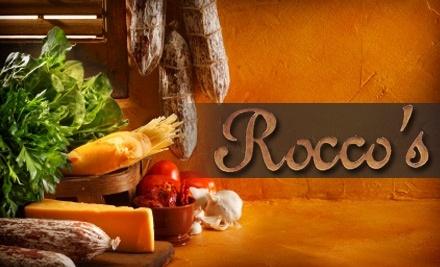 $40 Groupon to Rocco's Capriccio - Rocco's Capriccio in Baltimore
