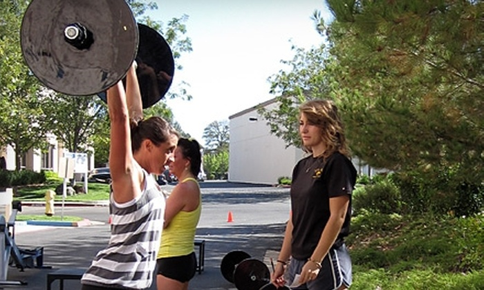 Rocklin CrossFit and Fitness Rehab - Multiple Locations: 12 CrossFit Classes at Rocklin CrossFit or Fitness Rehab (Up to 87% Off)
