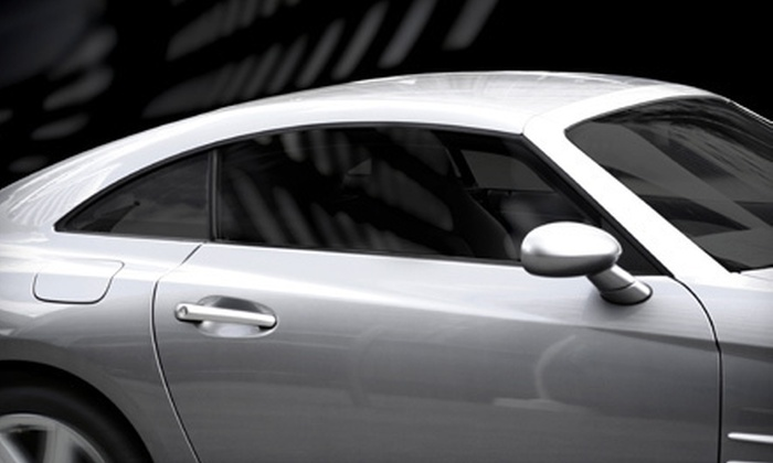 Custom Tint Orlando - Winwood Park: Window Tinting for a Two-Door Coupe or Four-Door Sedan or SUV at Custom Tint Orlando in Altamonte Springs (Half Off)