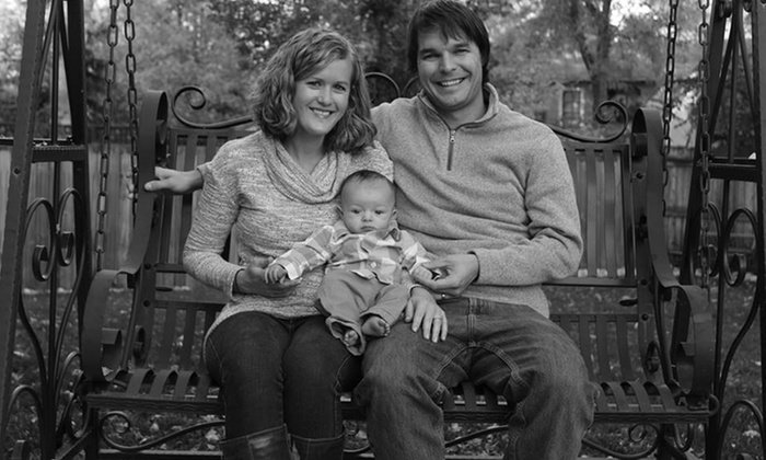 A Thousand Words Photo - Denver: $75 for Family Photo Shoot Package with 10 Digital Images from A Thousand Words Photo ($350 Value)