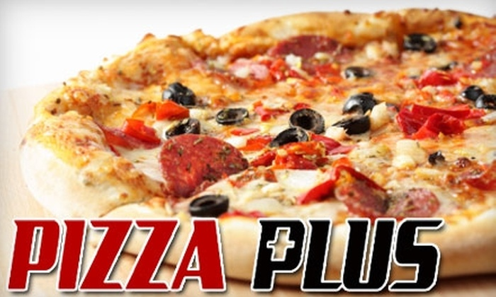 Pizza Plus - 4: $10 for $20 Worth of Pizza and More at Pizza Plus in Fayetteville, Tennessee