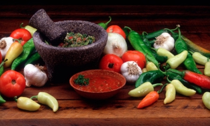 Más Mexicali Cantina - West Chester: $20 for $40 Worth of Mexican Fare and Drinks at Más Mexicali Cantina in West Chester