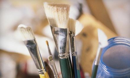 Katerina Atapina Art School - Katerina Atapina Art School in Thornhill