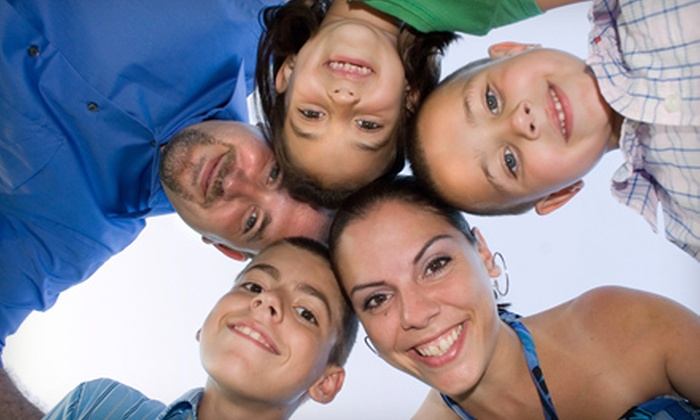YMCA of Broward County - Multiple Locations: Adult or Family Membership at the Y of Broward County