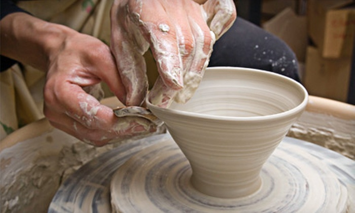 Hord Studio - Pawtuckett: Introduction to Clay Class for One or Two People at Hord Studio (Up to 53% Off)