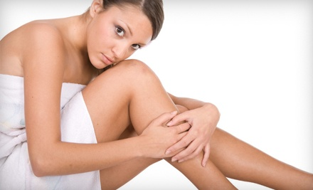 One 30-Minute Spider-Vein Treatment (a $250 value) - Soma Solutions Wellness & Nutrition Centers in Houston