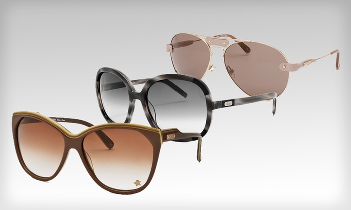 Chloé Women's Sunglasses: $79 for One Pair of Chloé Women's Sunglasses ($355 List Price). 11 Options Available. Free Shipping and Free Returns.