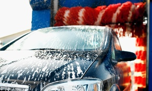 The Carwash at 6th Avenue: One-Month of Unlimited Car Washes at Shell (Up to 49% Off). Five Options Available.