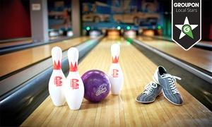 Masters Bowling & Bilard: 2 godziny gry w kręgle od 59,99 zł w Masters Bowling & Bilard GH Olimp (-49%)