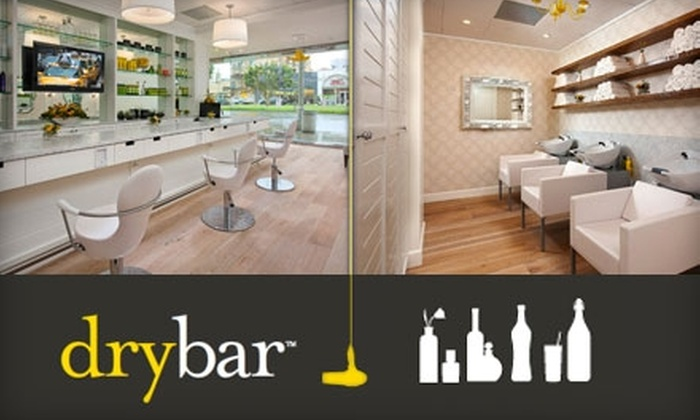 drybar - Studio City: $25 for a Blowout and Kerastase Treatment at Drybar Studio City ($55 Value)