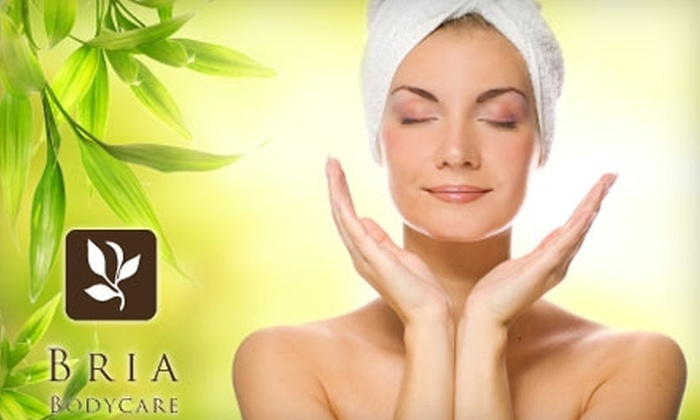 BRIA Bodycare - Downtown: Spa and Salon Services at Bria Bodycare. Choose from Three Options.