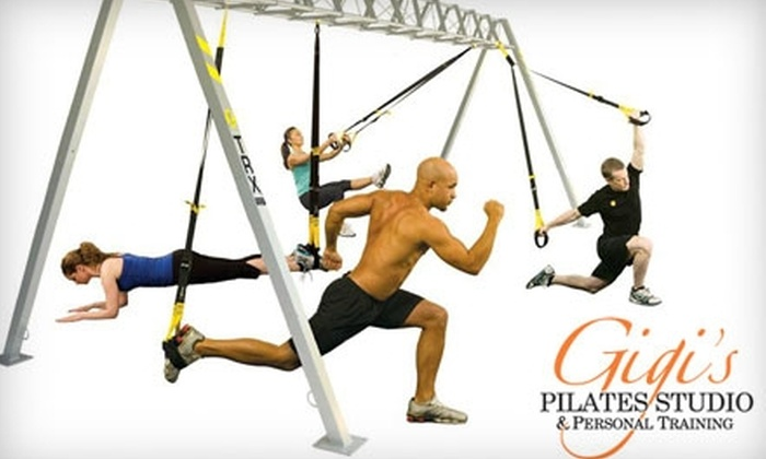 Gigi's Pilates Studio & Personal Training - Downtown Des Moines: $25 for Five Classes at Gigi's Pilates Studio & Personal Training (Up to $150 Value)